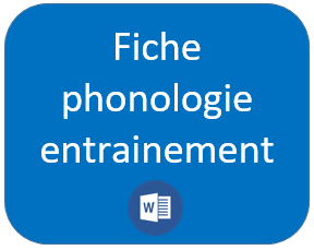 fiche phonologie CP