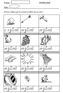 phonologie alphas