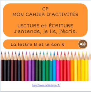 Book Creator CP son N lecture