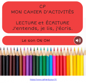 bookcreator CP son ON OM page