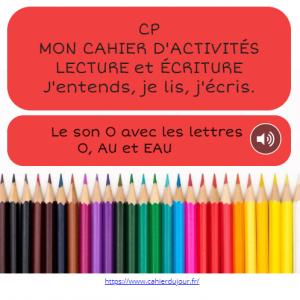 bookcreator CP son O AU EAU