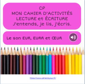 bookcreator CP son EUR EURR OEUR
