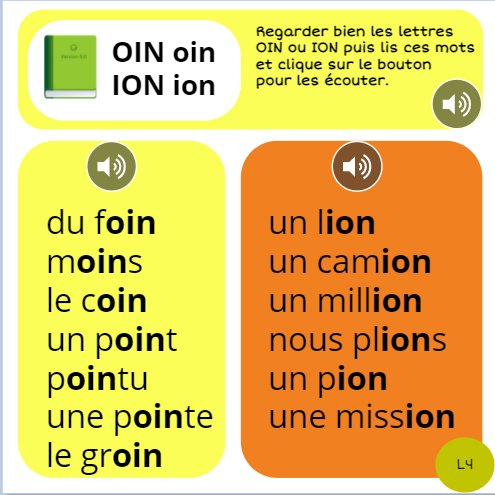 bookcreator CP son OIN ION page